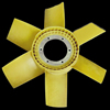 RADIATOR FAN/ 6 BLADES/ NYLON -SCANIA 113